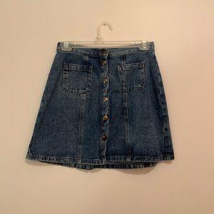 Urban Outfitters BDG Denim Skirt